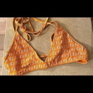 Fendi bikini set only worn a handful of times.
